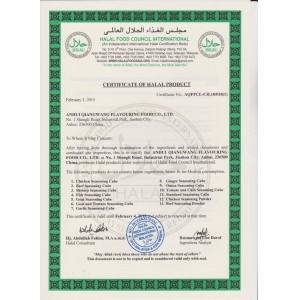 马来西亚清真证