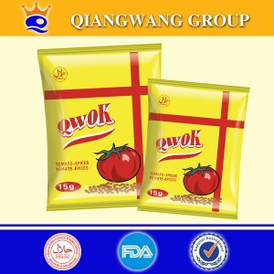 Compound Seasoning Powder--Tomato Flavour
