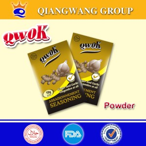 Compound Seasoning Powder--Ginger & Garlic Flavour