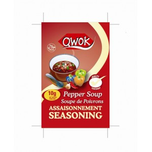 Compound Seasoning Powder--Pepper Flavour