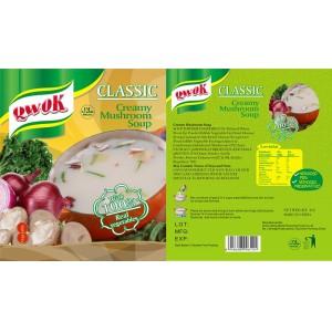 汤粉——奶油蘑菇味