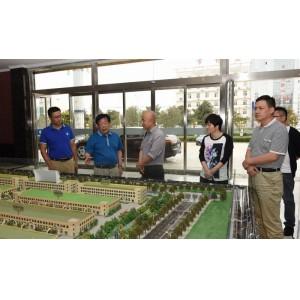 申立新博士参观考察东城园区营养与健康产业
