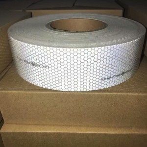 EC&LR approved marine retro reflective tape for life-saving equipment