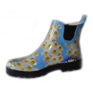 Ankle rubber boots-4