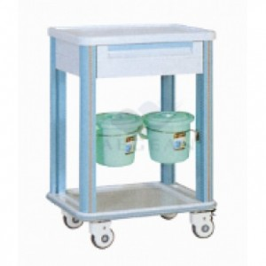 AG-CT002 Simple design nurse moving clinic cart