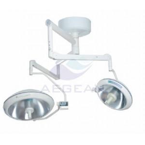 AG-LT005 CE&ISO la más nueva lámpara de mesa del hospital con sombre operada por bateria