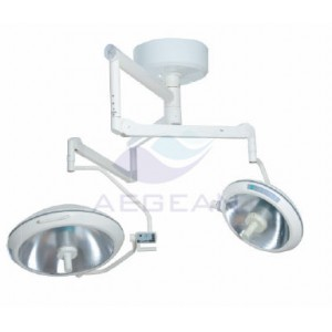 AG-LT006 CE&ISO approved hospital newest battery operated table lamps with shade