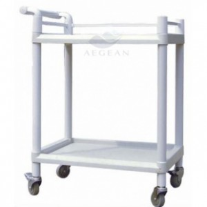 AG-UTB05 CE ISO simple design ABS trolley