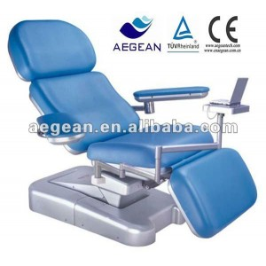 AG-XD101 CE and ISO certificated electric blood donation chair