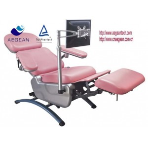 AG-XD104 Multifunction Linak motor operated phlebotomy chair