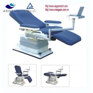 AG-XD105 luxury Multifunction hospital electric rotating chair
