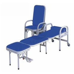 AG-AC002 CE ISO hospital metal frame economic foldable chairs