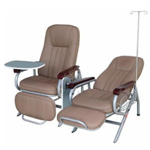 AG-AC006 With PVC mattress Hospital Furniture Type iv chair