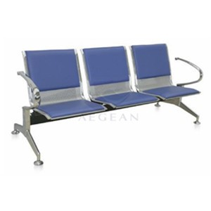 AG-TWC002 Waiting Room Steel Waiting Chairs Suppliers