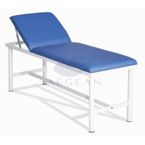 AG-ECC01 Metal frame hospital surgical examining bed