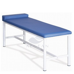 AG-ECC02 Metal frame hospital high  quality examination table