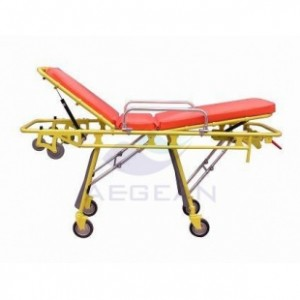 AG-4D Hospitl durable aluminum  stretcher patient professional