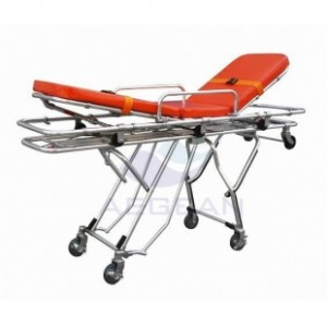 AG-4E3 CE ISO hospital patient transport ambulance stretcher
