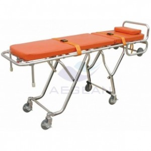 AG-4G Al-alloy frame hospital economic portable stretchers