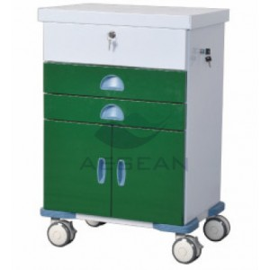 AG-GS004 professional manufacturer ! Dark Green hospital china hospital furniture