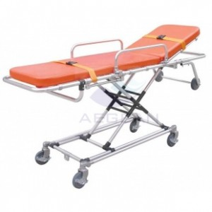 AG-4H Hospital patient transport al-alloy frame portable stretchers