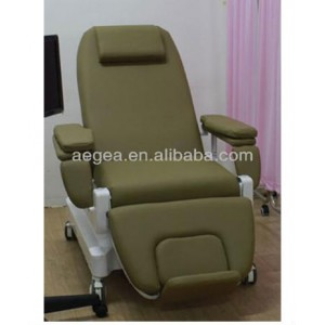 AG-XD206A CE ISO approved electric dialysis medical chair