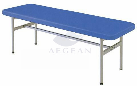 Ag Ecc04 High Quality Metal Frame Economic Treatment Bed