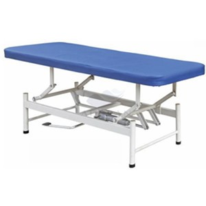 AG-ECC08 Metal frame base hospital cheap physical therapy couch