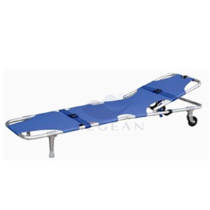 AG-2B4 Back Section Adjustable Emergency Stretcher Lift