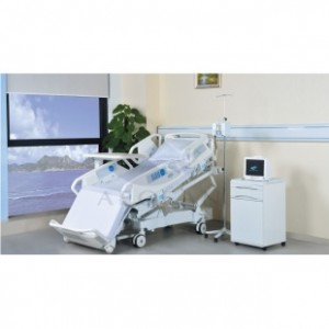AG-BR001 Adjustable 8 functions X-ray available back board intelligent bed
