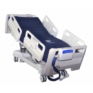 AG-BR002 CE ISO advanced seven functions hospital ICU bed