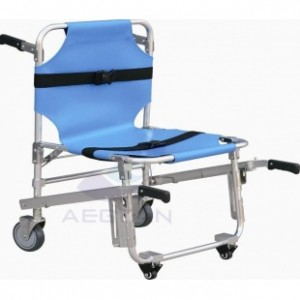 AG-6C CE ISO al-alloy material economic hospital stretcher