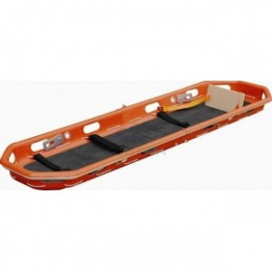 AG-7B CE ISO approved hospital ambulance cot stretcher