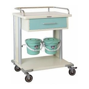 AG-MT029 With two smaller drawers ISO&CE approved hospital cart
