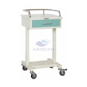 AG-MT031 with one drawer hospital ISO&CE approved medical cart
