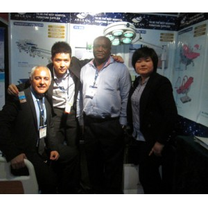 2014 South Africa Medical exhibition