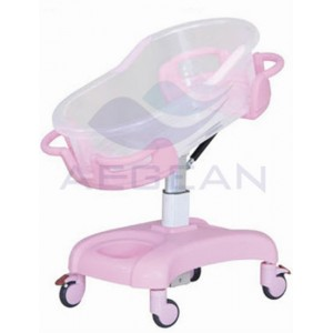 AG-CB011 Discount Popular Hospital ABS Basin Economic Baby Girl Bedding