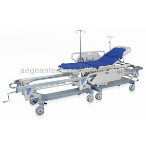 AG-HS003 Connecting stretcher trolley for operation room