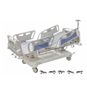 AG-BY011 Multifunction ICU patient used hospital bed