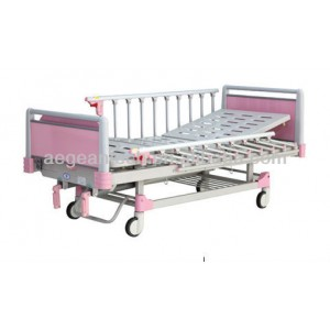 AG-CB012 Hot Sales Two Function Economic Adjustable In Hospital Bed
