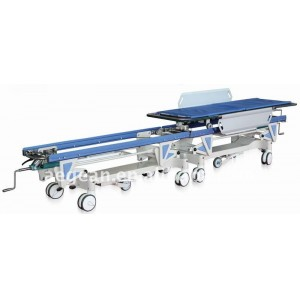 AG-HS004 With two parts hospital operating room stretcher bed