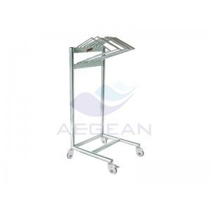 AG-SS059 best price high quality stainless steel rack stand