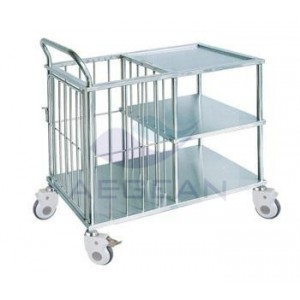 AG-SS060 hospital carts for making up bed and nursing