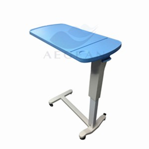 AG-OBT003B Home Use Easy Cleaning Hospital Food Table