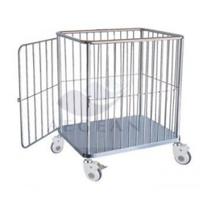 AG-SS062 stainless steel general storage basket for dirty clothes
