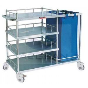 AG-SS010B convenient rolling bar carts