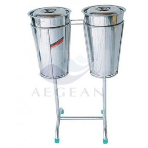 AG-SS063 Hand Soaking Drum with Trestle