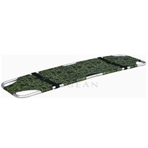 AG-2F intensified military folding stretcher