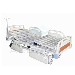 AG-BM101 Hot Sales Steel Bedboard Adjustable Electric ICU Beds