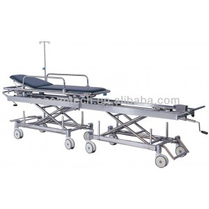 AG-HS011 with two stainless steel side rails neil robertson stretcher